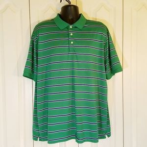 Chaps golf polo stay-dry shirt